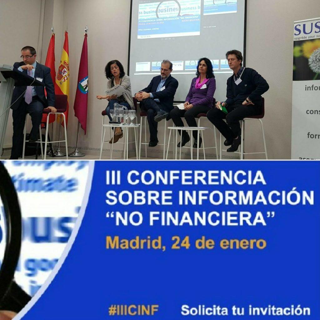 Sesión moderada por Tomás Diaz (El Economista) ? Cecilia Carballo (Greenpeace) ? Jose Carlos Gzlez. (CCOO) ? Mar Asunción (WWF) ? Orencio Vazquez (ObservatorioRS)
